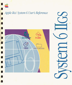 Apple IIgs System 6 User's Reference