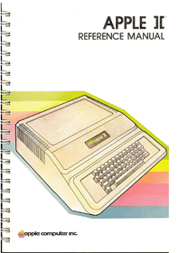 Apple ][ Reference Manual