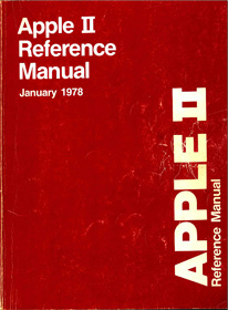 Apple ][ Reference Manual (Redbook)