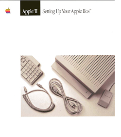 Setting Up Your Apple IIgs